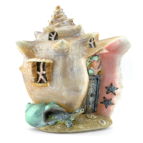Georgetown Fairy House The Conch Shell Condo - Conch-shell-house
